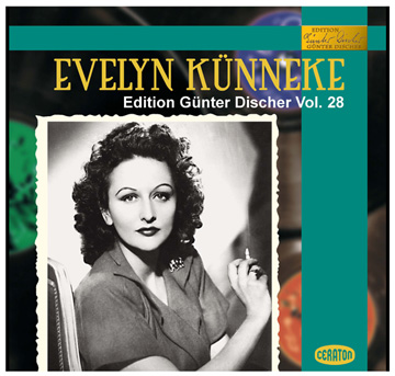 Cover der Evelyn Swing CD