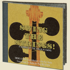 Swing Violin-.Swingology-Radio-SwingInn